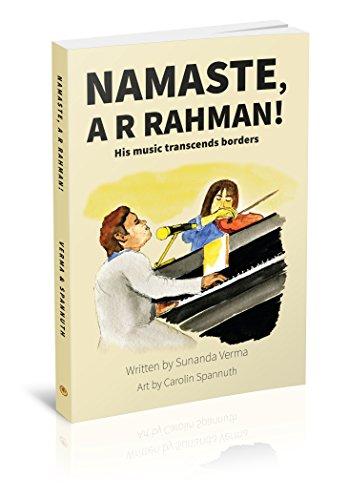 Namaste, A R RAHMAN! His music transcends borders