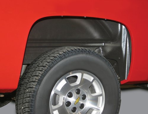 Rugged Liner WWC99 Wheel Well Liners for Chevrolet Classic 1500/2500/3500 Pickup Truck