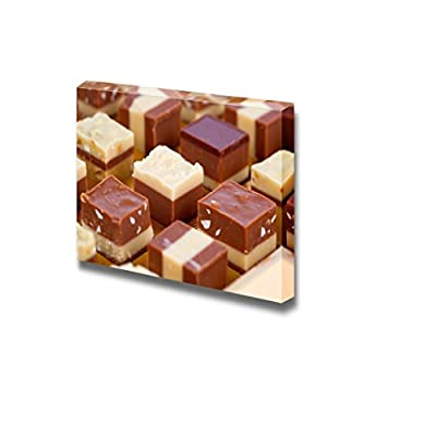 Made to Last, Delightful Creative Design, Nougat Praline Delicious Mix of Nougat and Almond Creme Wall Decor