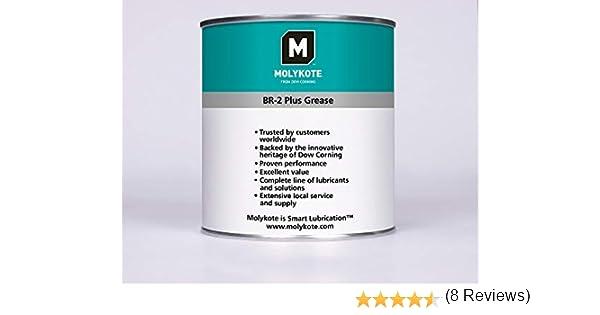 Molykote Grasa de Alto Rendimiento Grasa Universal BR2 Plus de 1 ...