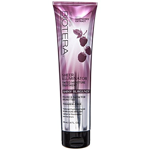 Biotera Sheer Illuminator Shiny Burgundy Tinted Moisture Treatment Shiny (Burgundy Tint)