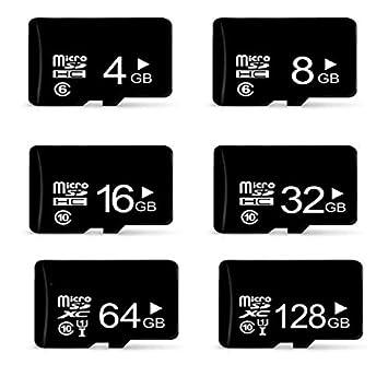 Tarjeta Micro SD y Mini SD y Tarjeta de Memoria 16 GB/32 GB ...