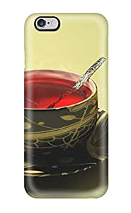 Fashionable SRKVBAA322qiFbN Iphone 6 Plus Case Cover For Tea And Cookies Protective Case