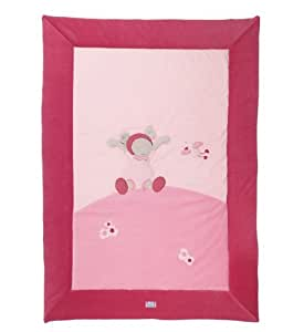Moulin Roty, colcha acolchada para bebés, 100 x 140 cm