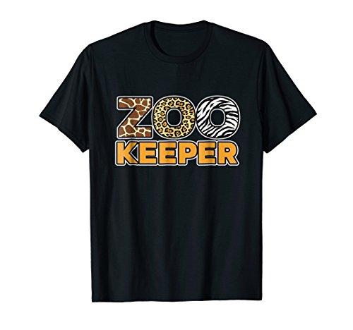 Zookeeper African Savanna T-Shirt -