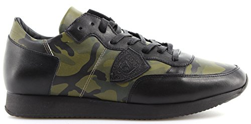 Sneakers Hommes Paris Chaussures It Noir Model Vert Tropez Philippe Camouflage 1wPxBEqnf