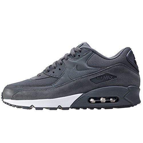 Nike white Running Entrainement 90 Grey dark De Air Essential Multicolore Grey dark Chaussures Max black 078 Homme U0ZrwUqW1