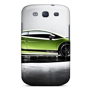 New Arrival INCzb2695mTrSm Premium Galaxy S3 Case(2011 Lamborghini Gallardo Lp 570 4 Superleggera 2)