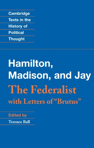 The Federalist: With Letters of