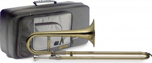 Levante LV-TR4905 Bb Slide Trumpet with Soft Case