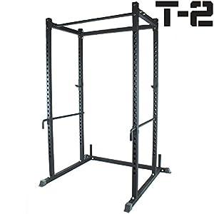 Titan Power Rack Squat Deadlift HD Lift Cage Bench Racks