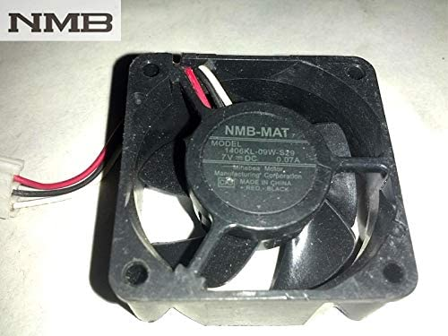 For NMB 1406KL-09W-S29 3.5CM 3515 DC 7V 0.07A third line server inverter cooling fan