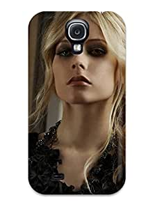 WtMYWPs84EvhpA Faddish Celebrity Avril Lavigne Case Cover For Galaxy S4