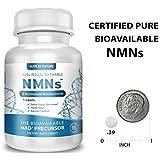 Alivebynature Sublingual NMN 125 x 60 Tablets Nicotinamide Mononucleotide