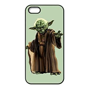 iPhone 4 4s Cell Phone Case Black Star Wars Yoda 003 HIV6755169552917