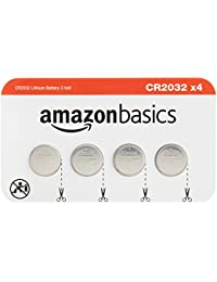 CR2032 Lithium Coin Cell 4 Pack