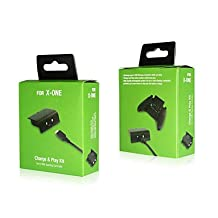 XBOX_Accessories_ Rechargeable USB Battery Pack (8800mAh) Replace For Wireless Xbox One Controller