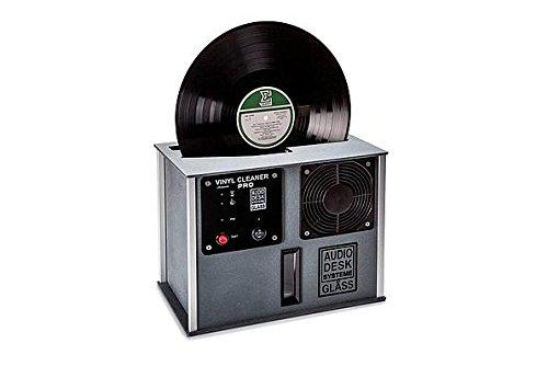 - Audio Desk Systeme Premium Ultrasonic Vinyl Cleaner PRO