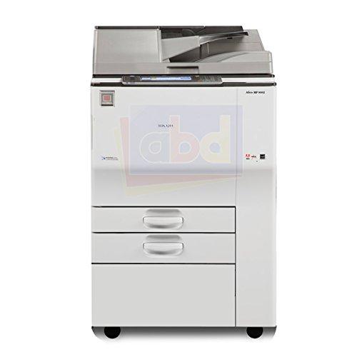 (Ricoh Aficio MP 6002 A3/Tabloid-size Monochrome Copier - 60 ppm, Copy, Print, Scan, ADF, 2 Trays and Stand, Intel Celeron M 1.0 GHz, 1.5 GB RAM, 250GB HDD)