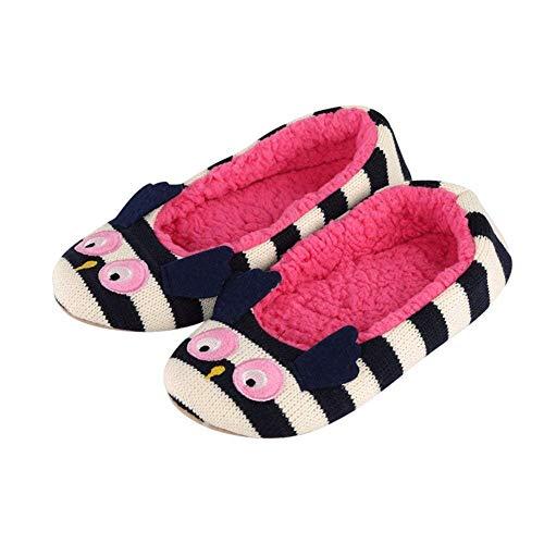 Fondo Con Donna Eu Morbido 37 Home E Deed Borsa 's Furnishing Pantofole Scarpe Girl Slippers' Da B1YW4qwf