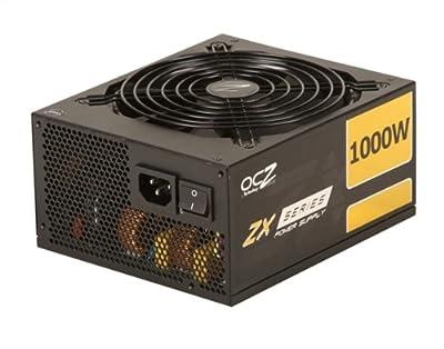 OCZ ZT Series Fully-Modular 80PLUS Bronze High Performance Power Supply compatible with Intel Sandy Bridge Core i3 i5 i7 and AMD Phenom