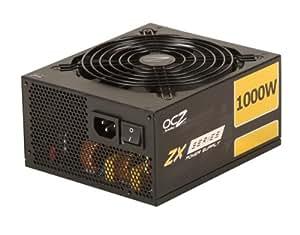PC Power & Cooling ZX Series OCZ-ZX1000W 1000 Watt (1000W) 80 Plus Gold Fully-Modular Active PFC ATX PC Power Supply Performance Grade