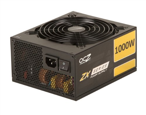 PC Power & Cooling ZX Series 1000 Watt (1000W) 80+ Gold Fully-Modular Active PFC Performance Grade ATX PC Power Supply 5 Year Warranty OCZ-ZX1000W by PC Power & Cooling