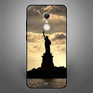 Xiaomi Redmi 5 Statue of liberty
