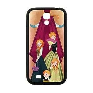 ORIGINE Frozen Princess Elsa and Anna Cell Phone Case for Samsung Galaxy S4