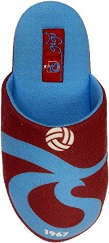 Trabzonspor Hausschuhe Logo (37-38)