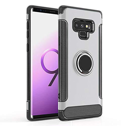 Cool Samsung Galaxy Note 9 Case, Military Grade Duty Premium Protective Cases Shock Magnetic Cell Phone Holder for Series Car Mount ,Phone case Galaxy Note 9 case with Card Holder (10)