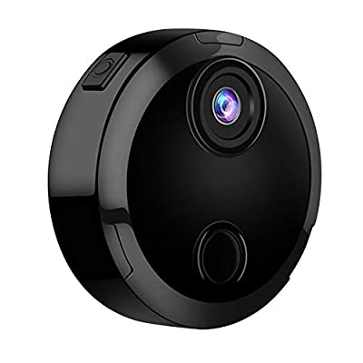 POTENCO Q15 HD Wireless Camera Mini Night Vision Video Camera for Outdoor Indoor Car Security