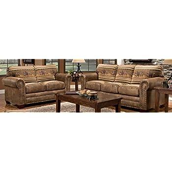 Amazon Com American Furniture Classics 4 Piece Wild