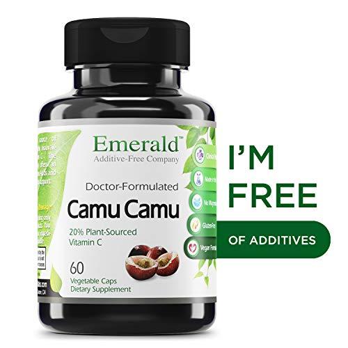Emerald Labs, Camu Camu, 60 Veg Capsules