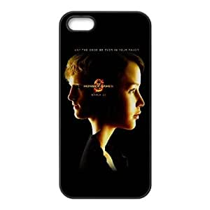 iPhone 4 4s Cell Phone Case Black The Hunger Games Peeta And Katniss Qsqta