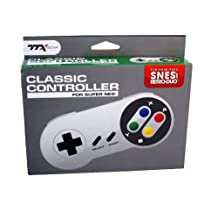 Superpad Controller for Super Nintendo Entertainment System