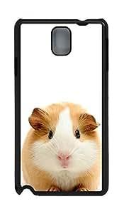Samsung Note 3 Case Guinea pig PC Custom Samsung Note 3 Case Cover Black