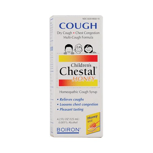 Boiron Childrens Chestal Honey - 7