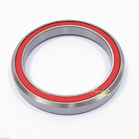 40x52x7mm 45°x45°2RS P16 Taper ACB Angular Bearing For 1-1/2