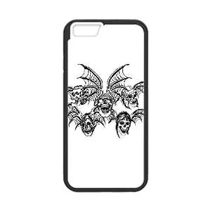 iPhone 6 4.7 Inch Cell Phone Case Black Avenged Sevenfold wgka