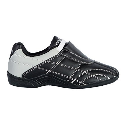 Image of the Century Lightfoot Martial Art Shoes, Black, Size 12