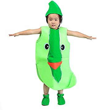 Traje verduras frutas niños Ropa de fiesta de Pepino verde para ...
