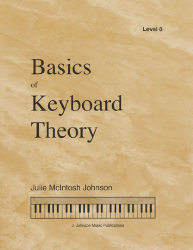 BKT8 - Basics of Keyboard Theory - Level 8 (Keyboard Basics Dvd)