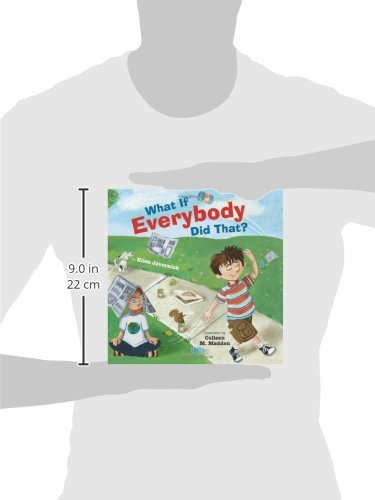 Counting Number worksheets inflectional endings worksheets 2nd grade : What If Everybody Did That?: Ellen Javernick: 9780761456865 ...
