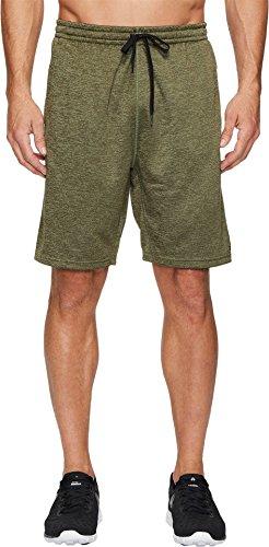Reebok Drawstring Shorts (Reebok Men's Training Short, Hunter Green, XX-Large)