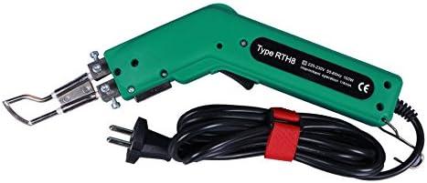 電気ホットナイフスポンジカッター泡ロープチューブパイプファブリック用ホットヒーターカッター100W 110V / 220V