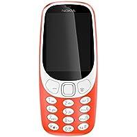 NOKIA 3310, 16 MB, Kırmızı (NOKIA Türkiye Garantili)