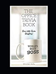 What color is Prison Mike's bandana? How did the bird in Season 3 die? What year is Dwight's car? Have you had it with easy Office trivia questions? Are you looking for a trivia book that will actually challenge your Office knowledge? The Off...