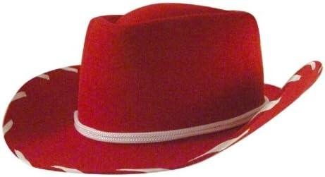 fb27f9a95cc44 Eddy Bros. Kid Woody Cowboy Hat Red Xl  Amazon.in  Clothing ...