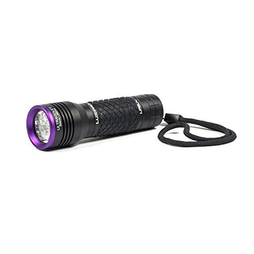 LUXPRO LUX-PRO LP9UV 9 LED Ultraviolet Flashlight Blacklight